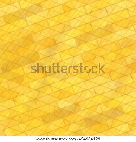 vector brick wall yellow