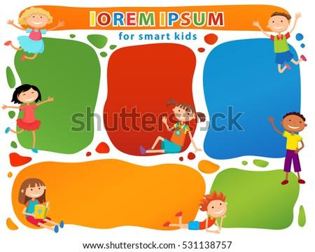 vector brochure backgrounds
