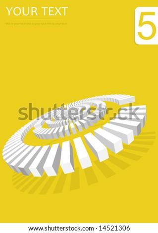 Vector Brochure Design - stock vector