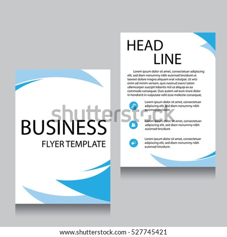 royalty free brochure cover and inner pages design 322673483 stock