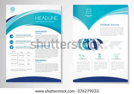 stock-vector-vector-brochure-flyer-design-layout-template-size-a-front-page-and-back-page-infographics-easy