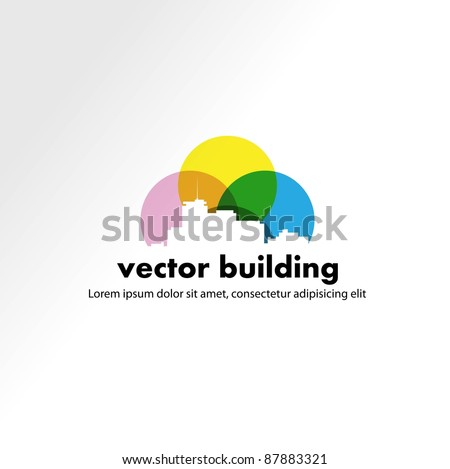 vector buildings design