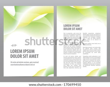 blank flyer templates free