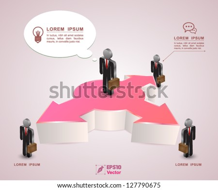 vector  business concepts with