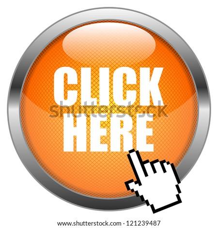 Vector Button Click Here