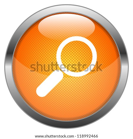 Vector Button Search