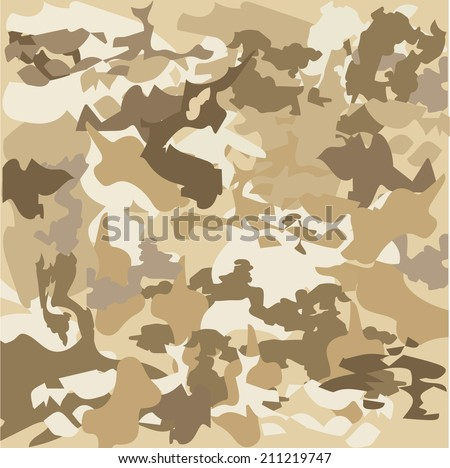vector camouflage pattern