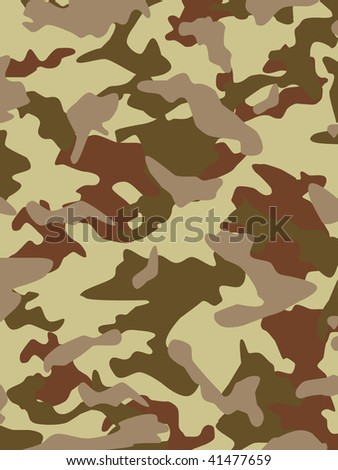 Vector camouflage series in the Desert scheme.