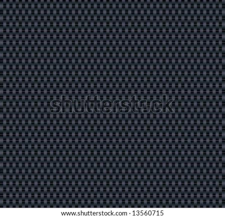 Vector carbon fiber seamless background.