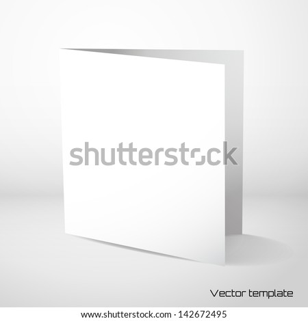 vector card template
