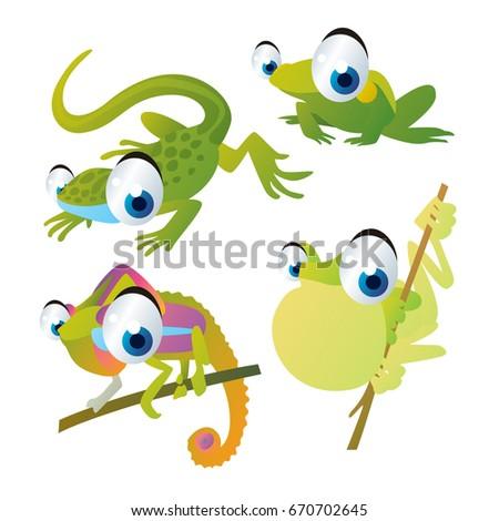 vector cartoon animal