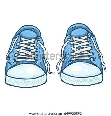 vector cartoon illustration