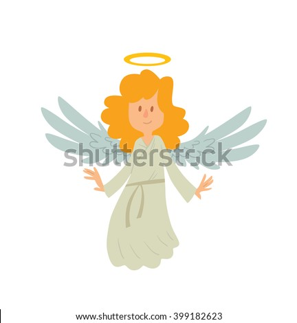 vector cartoon image of a