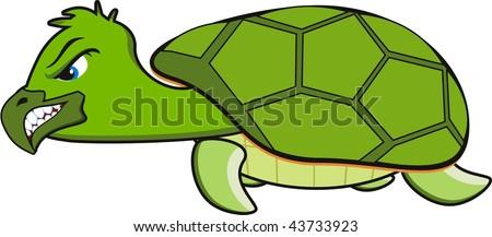 angry turtle logo - photo #2