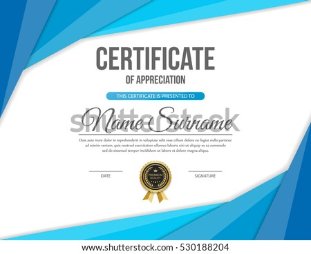 50 Certificate Template Vectors Download Free Vector Art