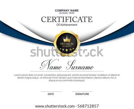 Certificate template graphics download free vector art stock vector certificate template yelopaper Image collections