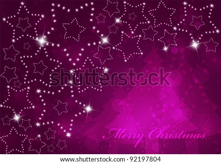 Shining star background download free vector art stock graphics vector christmas background with starseps10 altavistaventures Images