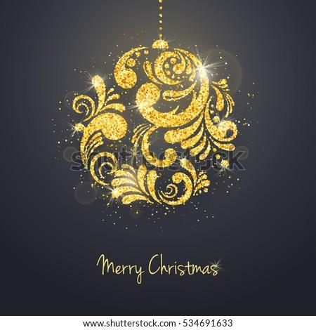 vector christmas new year