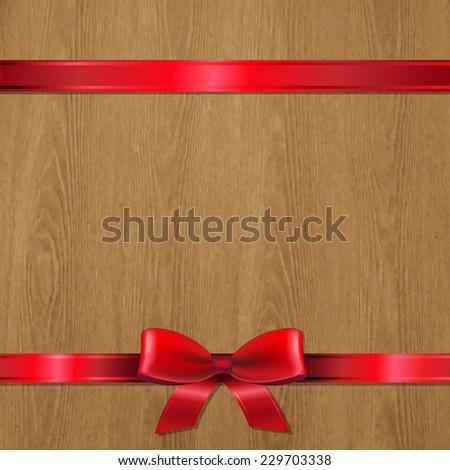 vector christmas wood texture