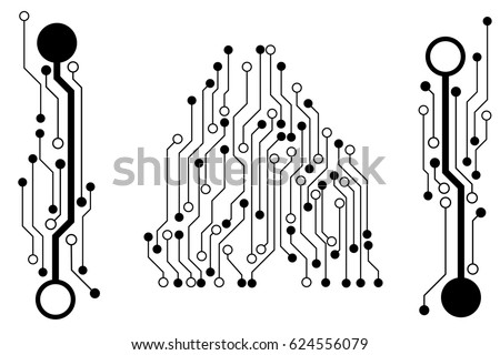 Circuit Board Vector - Download Free Vector Art, Stock Graphics & Images