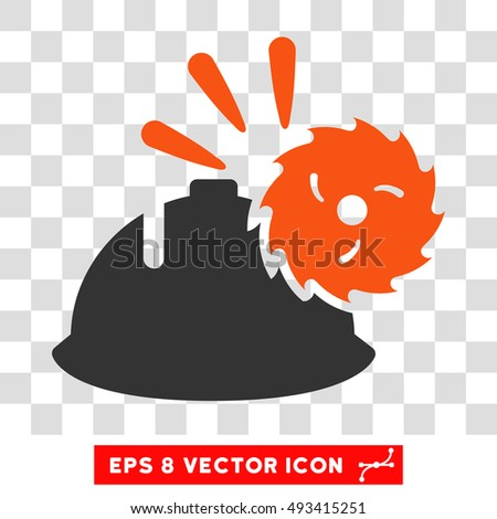 vector circular blade head