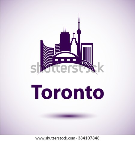 vector city skyline with