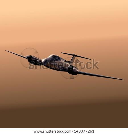 vector civil utility aircraft