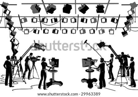 logo umno vector. clip art tv. stock vector