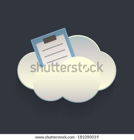 Vector Cloud service Document archives Element