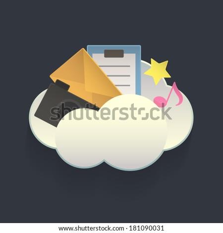 Vector Cloud Service Element