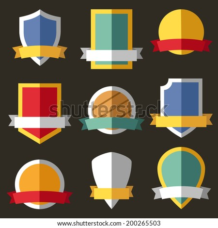 stock-vector-vector-coats-of-arms-shield