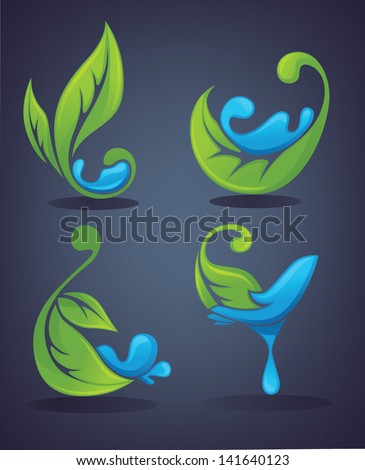 vector collection of decorative
