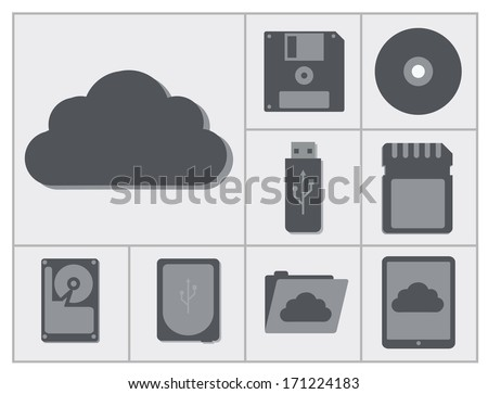 vector collection of different