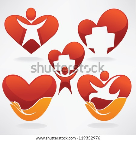 vector collection of health