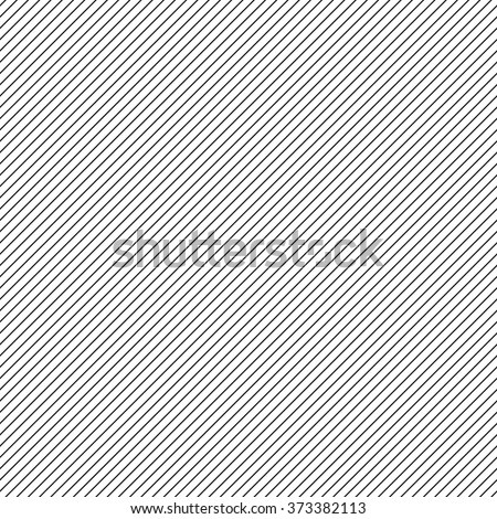 Vector collection, seamless hatch texture, black straight lines on white background