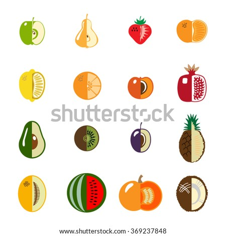 vector color graphic stylized