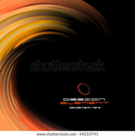 stock vector : VECTOR Colorful Abstract Background for Brochure or Business