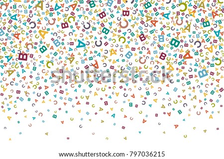 stock-vector-vector-colorful-background-made-from-alphabet-symbols-letters-or-characters-in-flat-style