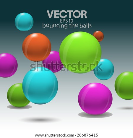 vector colorful background with