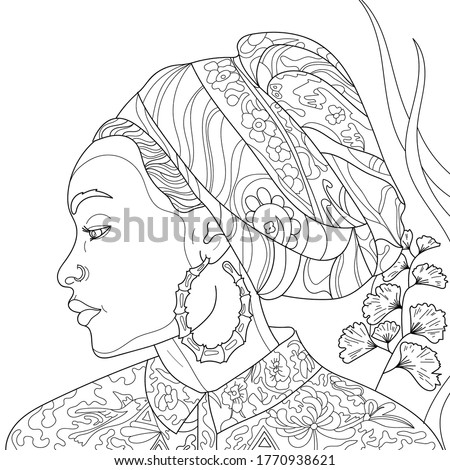 Free African American Coloring Pages At Getdrawings Free Download