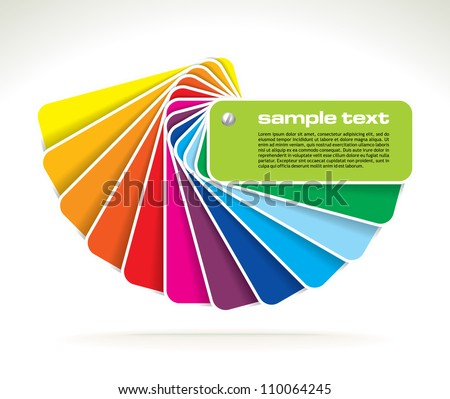 vector colour guide