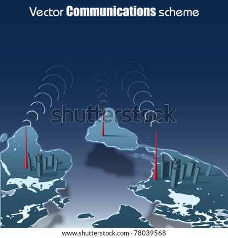 Vector Communications Scheme