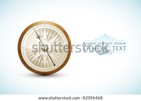 Vector Compass Design
