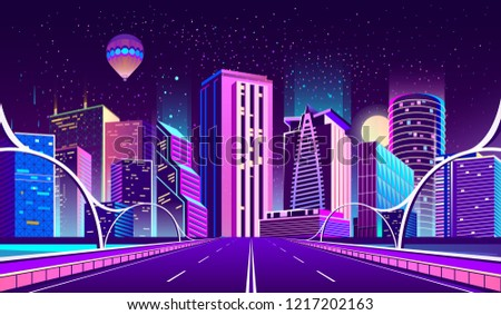 vector concept background with
