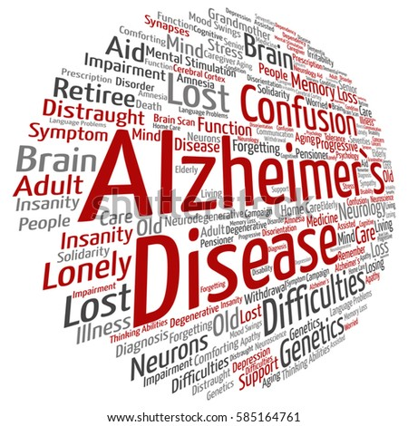 alzheimers disease abstract The diagnosis of dementia due to alzheimer's disease: is late-onset alzheimer's disease really a disease of midlife [abstract] alzheimer's and dementia.