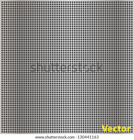 Vector Concept Conceptual Gray Metal Stainless Steel Aluminum ...