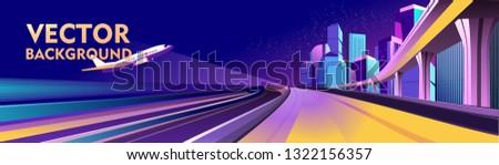 vector conceptual background