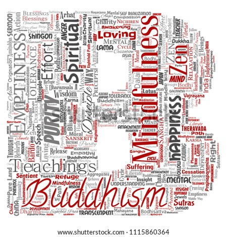 vector conceptual buddhism