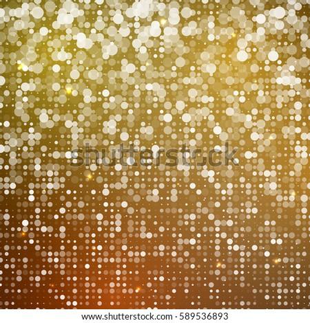 Vector confetti. Colorful confetti