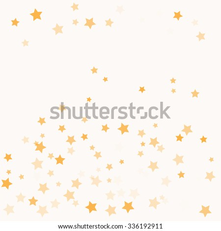 vector confetti star background